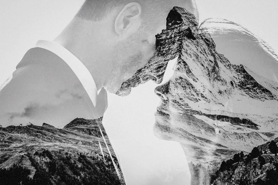 Das Versprechen am Fuße des Berges - Sommerhochzeit in Zermatt