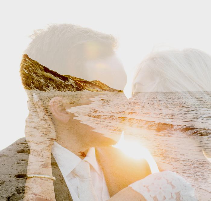 Katharina & Klaus - Als Hochzeitsfotograf auf Sylt