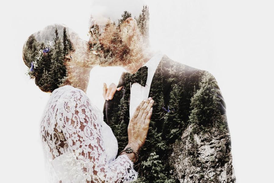 Berge, Wolken, Regen und ganz viel Liebe - Als Hochzeitsfotograf in St. Moritz
